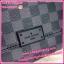 Louis Vuitton Damier Graphite Canvas District PM **เกรดท๊อปมิลเลอร์** (Hi-End) thumbnail 9