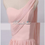Pre-order ชุดราตรียาว สีชมพูอ่อน ชุดเพื่อนเจ้าสาว Pink-002 thumbnail 26