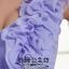 พร้อมเช่า ชุดราตรียาว ไหล่เดียว จับเดรปหน้าอก แต่งระบายช่วงไหล่ สีม่วง Lavender thumbnail 8