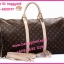 Louis Vuitton Monogram Canvas Keepall 45,50,55 **เกรดท๊อปมิลเลอร์** (Hi-End) thumbnail 15
