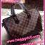 Louis Vuitton Damier Canvas Speedy Bandoulire **เกรดท๊อปมิลเลอร์** (Hi-End) thumbnail 3