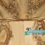 พร้อมเช่า ชุดราตรียาว แขนกุด สีทอง แต่งเกล็ดสีทอง พร้อมมุก ระยิบระยับ เนื้อผ้าตาข่าย มาพร้อมเข็มขัดรูปใบไม้สีทองเข้าชุด (ซิปหลัง) thumbnail 19