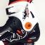 รองเท้าสเก็ต rollerblade แบบสลาลม รุ่น FXW สีดำ-ขาว Fixed Size 43, 44, 45 thumbnail 5
