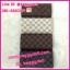 Louis Vuitton Monogram Canvas Sarah Wallet กระเป๋าสตางค์หลุยส์ ใบยาวสามพับ **เกรดAAA+** thumbnail 9