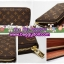 Louis Vuitton Monogram Zippy Wallet กระเป๋าสตางค์หลุยส์ ใบยาว ซิบรอบ **เกรดAAA+** thumbnail 4