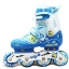รองเท้าสเก็ต rollerblade รุ่น MCF สีฟ้า-ขาว Size S *พร้อมเซทป้องกันสุดคุ้ม สำเนา thumbnail 1