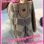 Louis Vuitton Azur Damier Favorite MM **เกรดท๊อปมิลเลอร์** (Hi-End) thumbnail 4