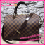Louis Vuitton Damier Canvas Speedy Bandoulire **เกรดท๊อปมิลเลอร์** (Hi-End) thumbnail 2