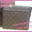 Louis Vuitton Monogram Macassar Canvas District PM **เกรดท๊อปมิลเลอร์** (Hi-End) thumbnail 8