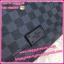 Louis Vuitton Damier Graphite Canvas District MM **เกรดท๊อปมิลเลอร์** (Hi-End) thumbnail 7