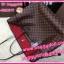 Louis Vuitton Damier Canvas Neverfull GM **เกรดท๊อปมิลเลอร์** (Hi-End) thumbnail 4