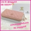 Chanel Zippy Wallet กระเป๋าสตางค์ชาแนลใบยาวซิปรอบ ** เกรดAAA+ ** thumbnail 13