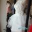 พร้อมเช่า ชุดแฟนซี ชุดเจ้าสาว ชุดราตรีสั้น แขนกุด สีขาว กระโปรงระบาย แต่งลูกไม้ปักเลื่อม น่ารักมาก (ซิปหลัง แต่งกระดุม) thumbnail 14