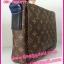 Louis Vuitton Monogram Macassar Canvas District PM **เกรดท๊อปมิลเลอร์** (Hi-End) thumbnail 6