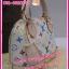 Louis Vuitton Multicolor Canvas Alma BB **เกรดท๊อปมิลเลอร์** (Hi-End) thumbnail 4