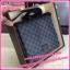 Louis Vuitton Damier Graphite Canvas District PM **เกรดท๊อปมิลเลอร์** (Hi-End) thumbnail 3
