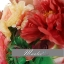 พร้อมเช่า ชุดแฟนซี เช่า 500 ชุดราตรีสั้น ดอกไม้หลากสี กระโปรงสายรุ้ง thumbnail 3