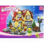 บ้าน (House) AUSINI Fairy Land 24809 - บ้าน 591 ชิ้น