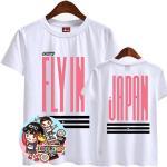เสื้อยืด GOT7 FLY IN JAPAN : สีขาว XXL