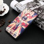 เคส Huawei Y6ll รุ่น Black 3D (เคสนิ่ม) #9