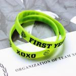 ริสแบนด์EXO 3D (FIRST YEAR) : สีเขียว
