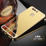 เคส Huawei P9 Plus รุ่น Aluminium Hybrid Mirror Back (เคสฝาหลังเงา) สีทอง