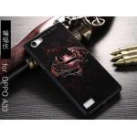 เคส OPPO Mirror5 lite รุ่น Black 3D (เคสนิ่ม) #6