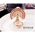 smart ring prop วงแหวน 360 องศา แบบแหวนเพชร-ลายหงษ์เพชร
