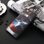 เคส Huawei Y6ll รุ่น Black 3D (เคสนิ่ม) #11