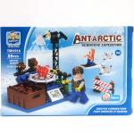 (TS8101A-02) ตัวต่อขั้วโลกใต้ (ANTARTIC) 89 ชิ้น