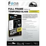ฟิล์มกระจกนิรภัย Focus Tempered Glass FOR iphone 6plus / 6s plus เต็มจอ / สีขาว