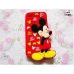 เคสซิลิโคน iphone 4/4s ลายการ์ตูน Disney -4