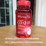 Puritan's Pride Co Q-10 200 mg 60 Softgels
