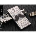 เคส OPPO R7 Plus รุ่น Black 3D (เคสนิ่ม) #6