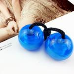 Led finger balls-สีฟ้า