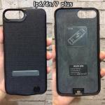 WUW Power Case Iphone Plus 6/6S/7 3600 mAh สีดำ
