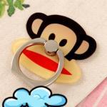 แหวนสำหรับตั้งมือถือลายการ์ตูนน่ารักๆ แบบที่ 4