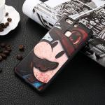 เคส Huawei Y6ll รุ่น Black 3D (เคสนิ่ม) #7