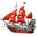 โจรสลัด (Pirate) WANGE-53041 เรือโจรสลัด 1123 ชิ้น ส่งฟรี EMS