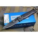 Benchmade Pardue Black Blade Black Handle BM530BK