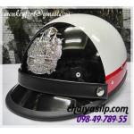 หมวกตำรวจ / เทศกิจ จราจร