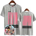 เสื้อยืด GOT7 FLY IN JAPAN : สีเทา XXL
