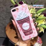 Case iPhone 6 Plus / 6s Plus (5.5 นิ้ว) พลาสติกกากเพชรลายน่ารักมากๆ แบบที่ 2