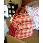 กระเป๋าเป้ - (ลายนี้ผ้าหมดค่ะ ถ้าเปลี่ยนสี สั่งได้)