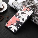 เคส Huawei P9 รุ่น Black 3D (เคสนิ่ม) #7
