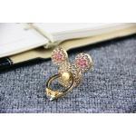 smart ring prop วงแหวน 360 องศา แบบแหวนเพชร-ลายมิกกี้เม้าส์