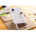Case HTC Desire 820s ยี่ห้อ Fabitoo สีขาว