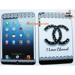 ฟิล์มกันรอย ลายการ์ตูน Ipad Mini ลาย Chanel-3
