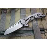 Quartermaster QTR-12 General Lee 2 Stonewash Sheepsfoot Blade