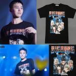 เสื้อแฟชั่นนักร้องเกาหลี เสื้อยืดแฟชั่น Bigbang GD MADE : สีดำ XXL